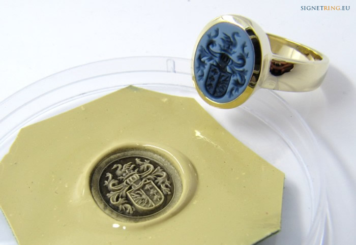 signet ring price